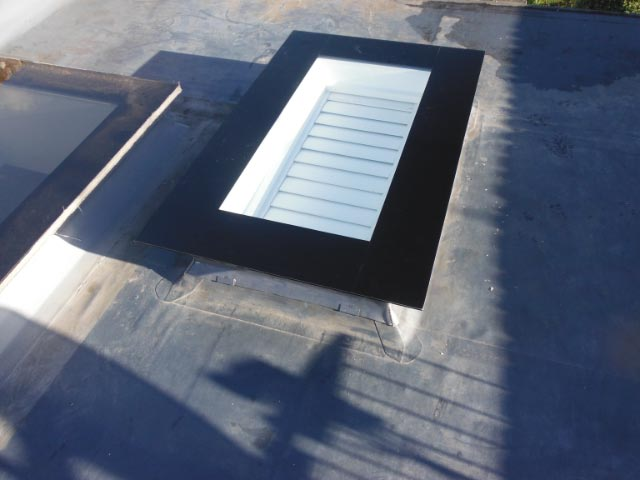 New Glass Skylight 2