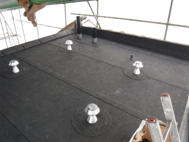 New Flat Roof 2